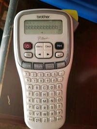 brother label maker in great condition 25 obo  Midwest City, 73110