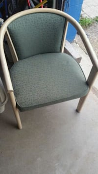 6 chairs $30.