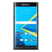 In good condition blackberry Priv ROGERS / CHATR  3153 km