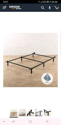 Twin bed frame  Osceola, 46561
