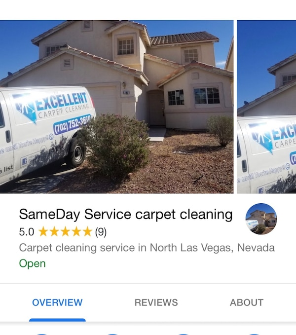 Same Day Deep Carpet Cleaning 1