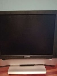 black and gray flat screen TV Fayetteville, 72701