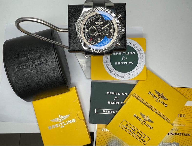 Breitling Bentley GMT Special Edition XL 49mm a9146ff6-764f-4b8e-bb56-be293702fd1a