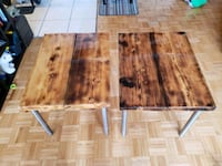 Two side tables Mississauga, L5J 3T4