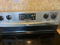 Whirlpool Glasstop Stove and Oven Miami Gardens, 33054