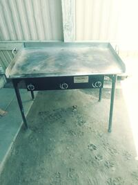rectangular stainless steel electric gridle machine Bakersfield, 93307