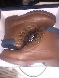 Size 12 (us) men Nautica boots never used  Rocky Mount, 27801