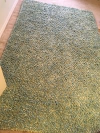 Pottery Barn Rug Blue and Green Denver, 80218
