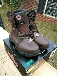 Work boots Mobile