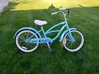 "Girl 20"" cruiser bike  Hilliard, 43026"