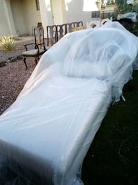white bed sheet and white bed sheet Las Vegas, 89119