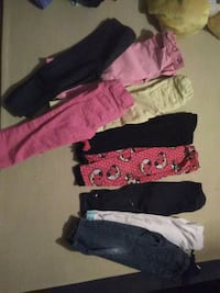 3t  toddler's assorted clothes