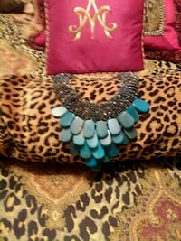 Crystals make up neckline that are real gemstones Bossier City, 71111