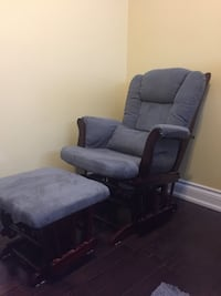 Rocking chair and footrest Toronto, M9M 1P8