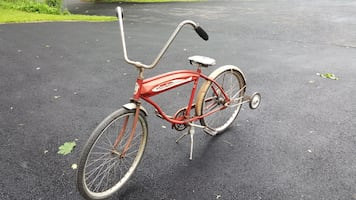 1950s Goodyear promotional bicycle