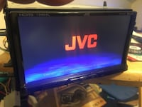 Jvc newer model double din tv radio with hmdi inputs and Bluetooth