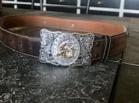 Nocona Mossy Oak Boys 12 Gauge shotgun shell belt