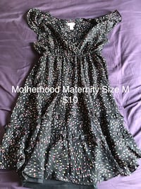 Motherhood maternity dress  Port Coquitlam, V3B 5K9