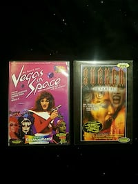 2 RARE Troma DVDS Vegas In Space & Sucker! West Hollywood, 90069