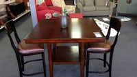 brown wooden table with chairs Modesto, 95350