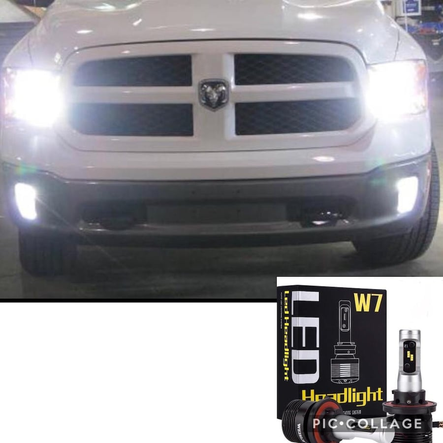 H13 led headlight bulbs