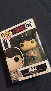 Pop! Stranger Things Mike vinyl figure with box