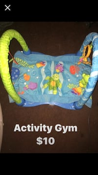 Under The Sea Fisher Price Activity Gym  Cleveland, 37323