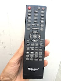 Hisense LED LCD TV with remote, wall mounting bracket and sound bar  Long Beach, 90802