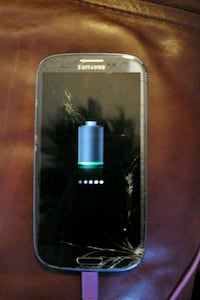 black Samsung Galaxy s3 Mission, V2V 5P5