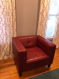 Contemporary Red Chair Charleston, 29414