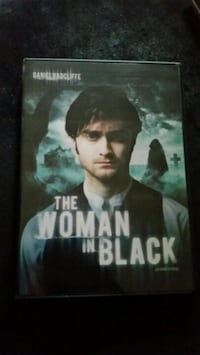 The Woman in Black DVD   New! Surrey, V3V