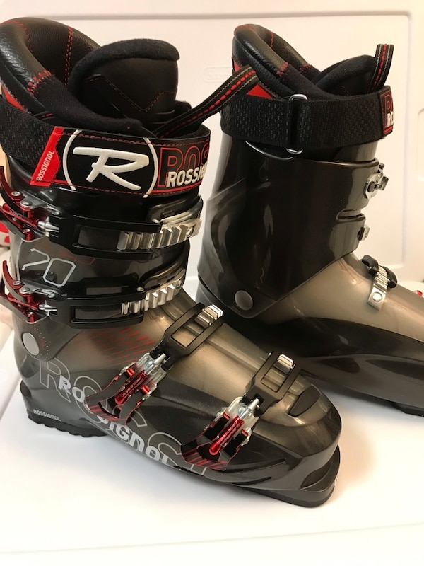 Rossignol Mens Ski Boots Almost New - 26.5 (Negotiable)