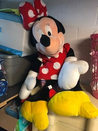Mickey Mouse plush toy with box Woodbridge, 22192