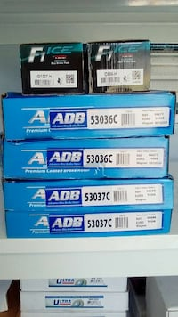 Brake Pads and Rotors for All Vehicle Makes!