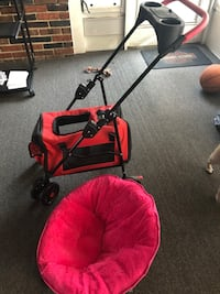 Small Dog Stroller and Chair Hanover, 17331
