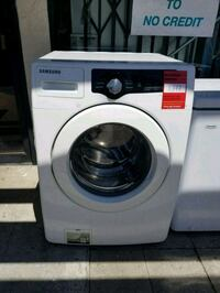 Samsung Front Load Washer. Ready to go! San Fernando