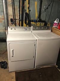 GE washer and dryer Camden