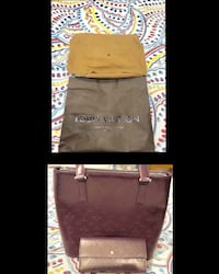 LV purse with wallet (New) SF, 94124