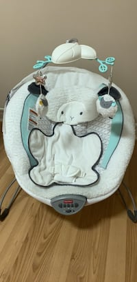 Fisher price little lamb deluxe bouncer Toronto, M1N 2J4