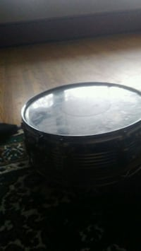 Westbury stainless steel snare drum