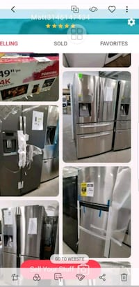 Refrigerators brand new $40 down and you pay as yo St. Louis, 63146