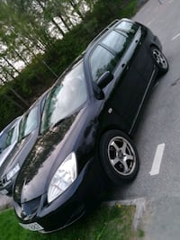 Mitsubishi - Lancer - 2004 Gothenburg, 416 50