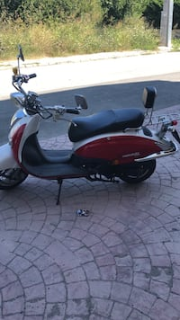 Mondial znu 125 scooter motor