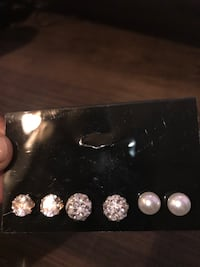 Earrings 3pk   Salisbury, 21804