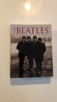 The Beatles book Winnipeg, R3L 0K1