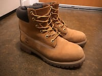 Timberland boots Vancouver, V5Y 1R4