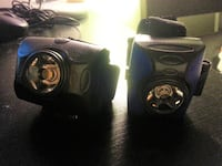*new* two headlamps with expandable straps  Burnaby