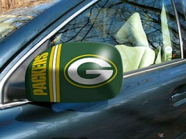 Green Bay Packers Mirror Covers Perfect 4 Gameday!