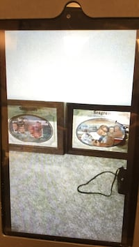 two brown wood-framed pub mirrors Clarkson Valley, 63011