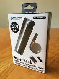 Power Bank (Portable Charger) 2200mAh Alexandria, 22304